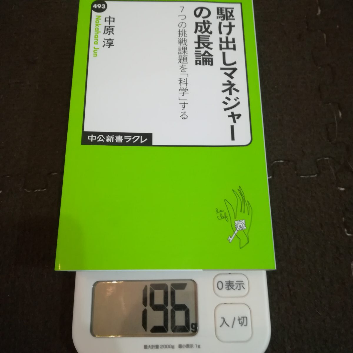 【行動②本を1トン読む】20190531